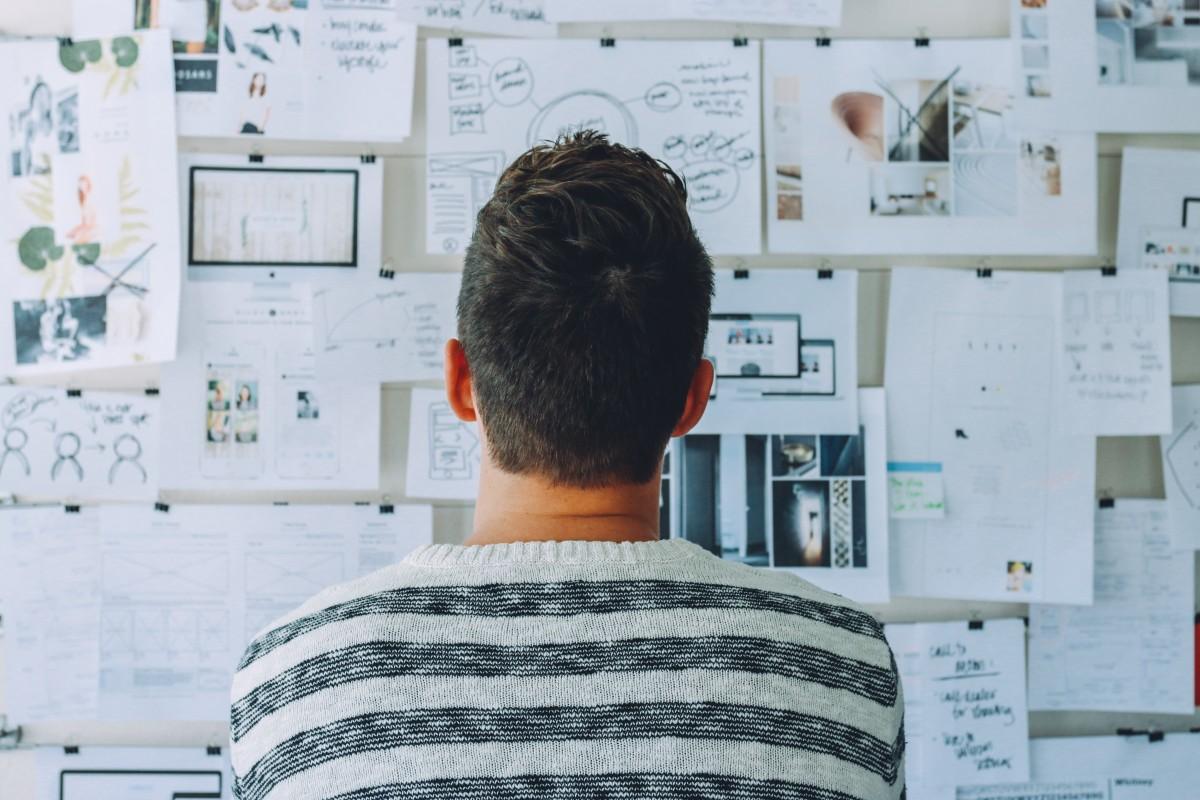 Encuentra esas ideas que tanto buscas
