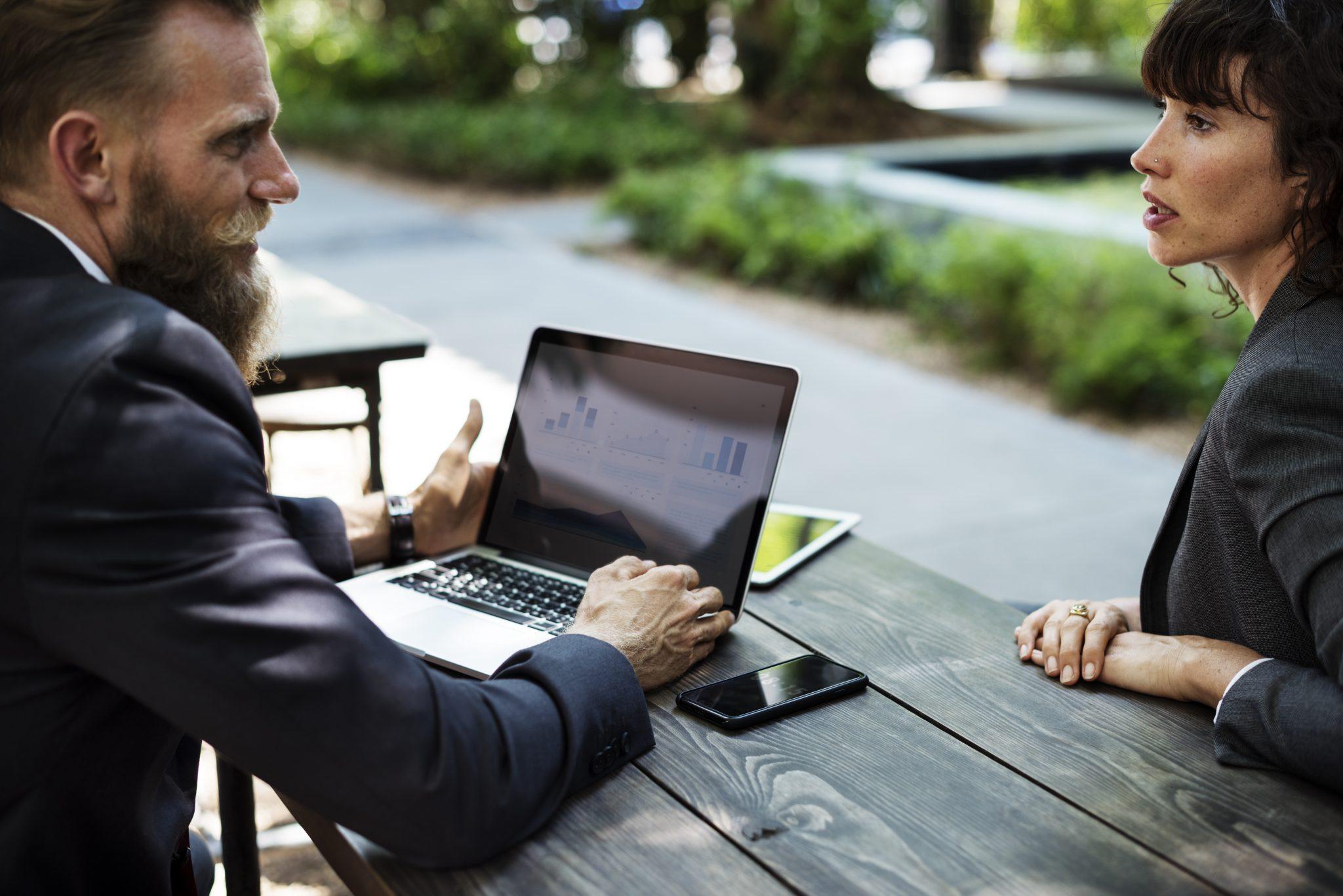 Destácate con tu pitch de negocios