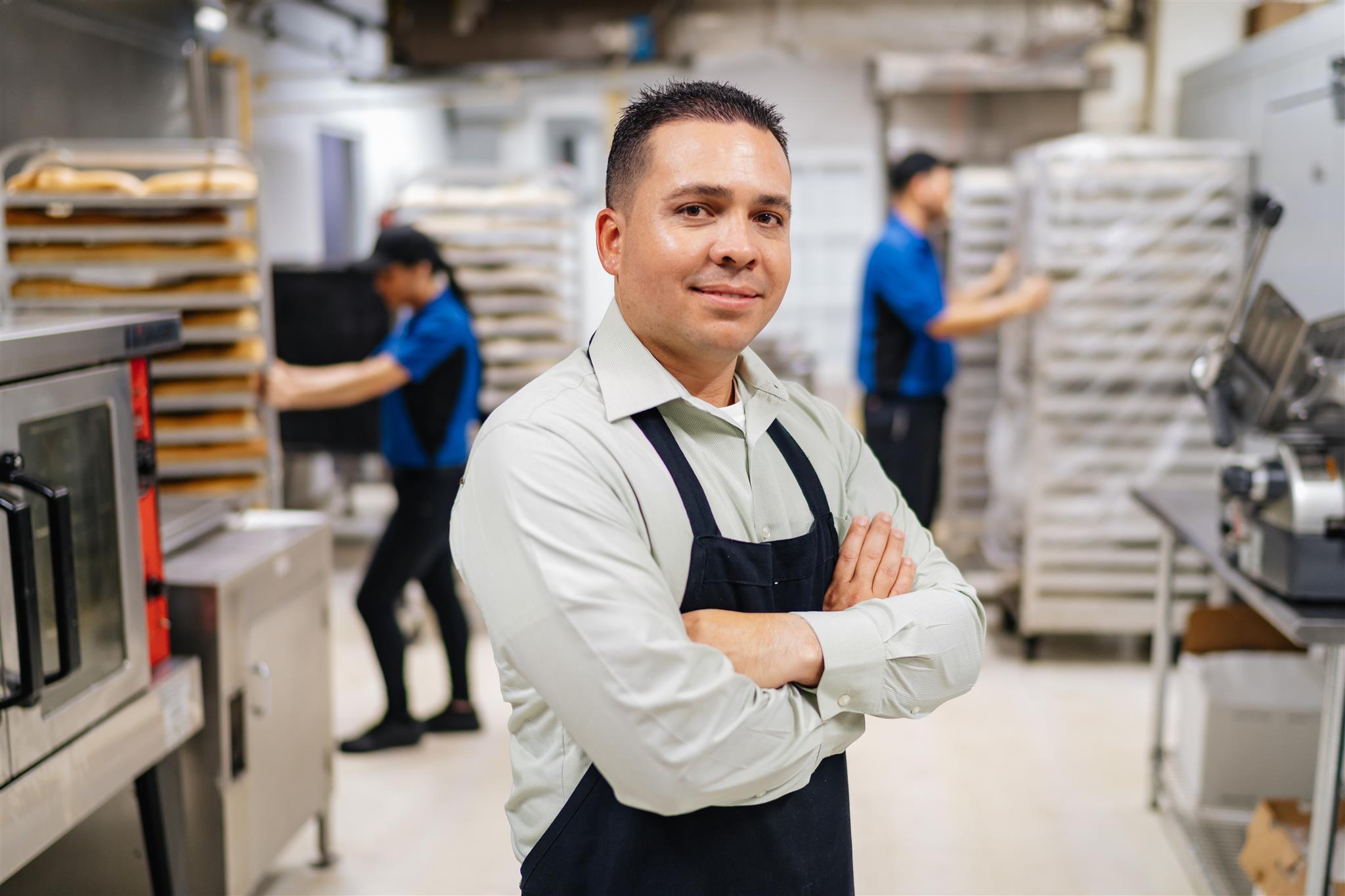 Un sueño hecho realidad: el pan de cada día