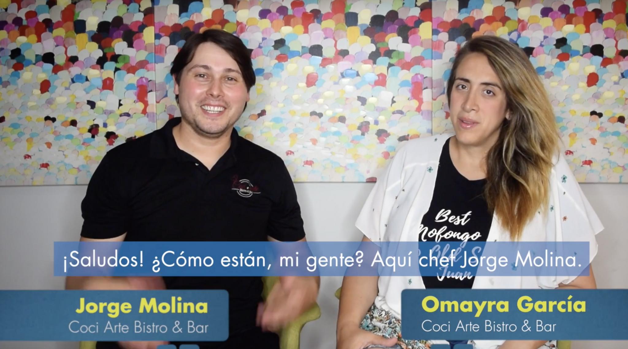 Empresarios que INspiran- Jorge Molina y Omayra García