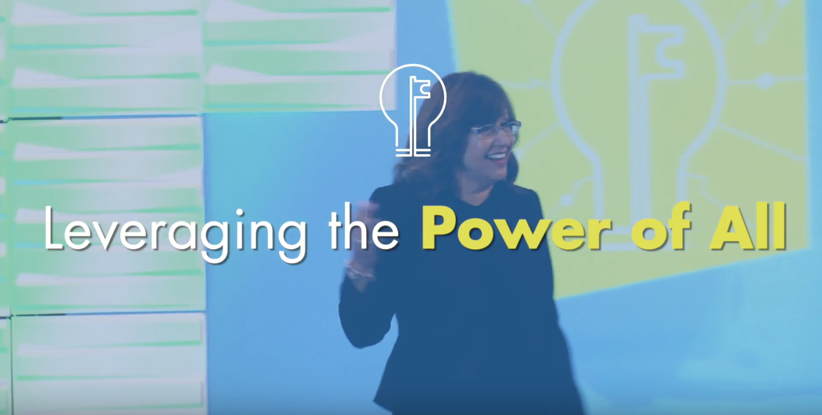 Conferencia: Leveraging the Power of All